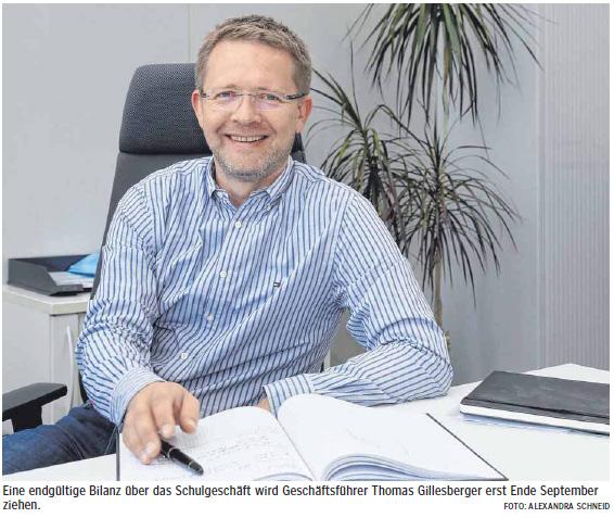Gillesberger Geschäftsführer Staufen Premium GmbH